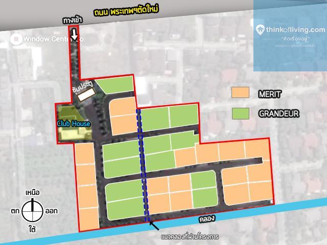 The Palazzo จรัญ Masterplan