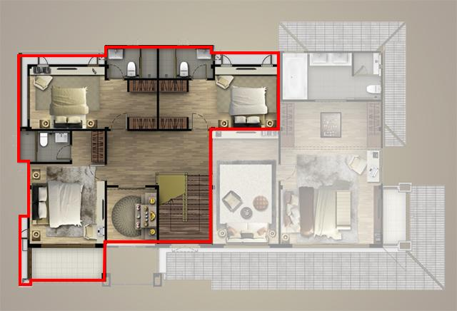 The palazzo zoom plan (4)