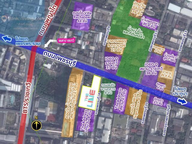 TheLineราชเทวี_Map_Condo4_resize_WM