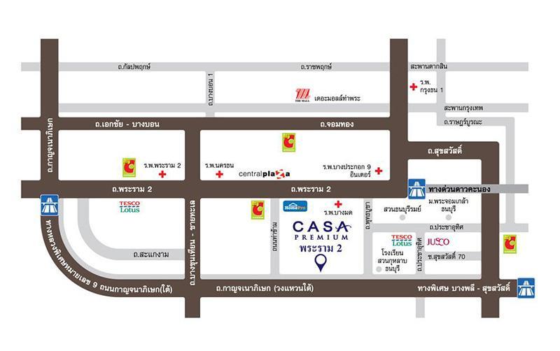 Re Map (express way)