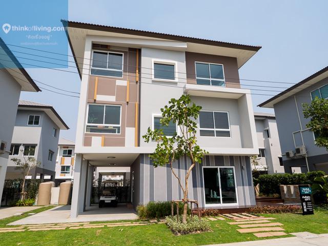 Casa Grand สายไหม - House 2-2