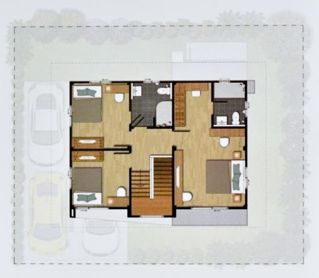 Casa Grand สายไหม - House Plan 2-3