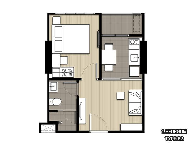 IDEO O2_1 BEDROOM