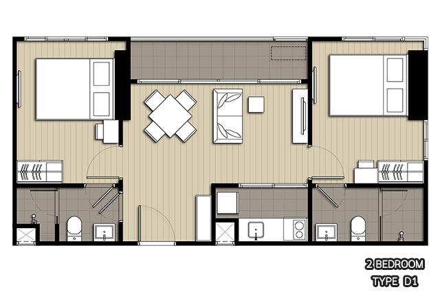 IDEO O2_2 BEDROOM