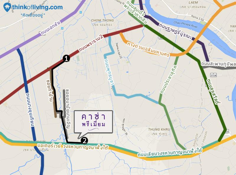 MAP 4 route