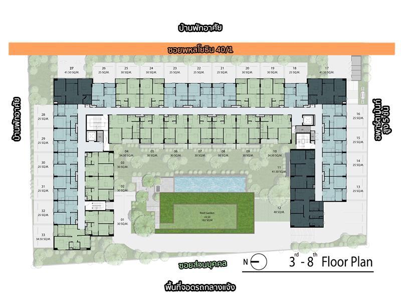 800KEN _ Floor plan & Unit plan 14-12-58.003
