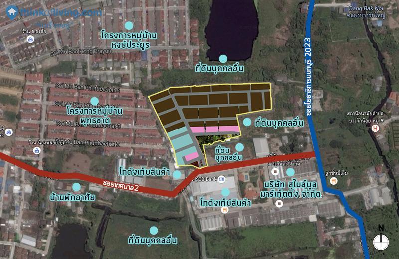 map Zoom PK100