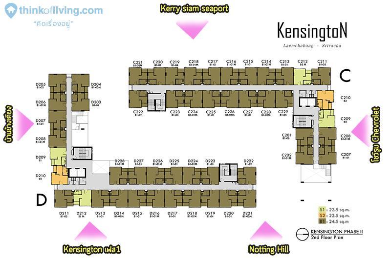 Kensington แหลมฉบัง Mplan (2)