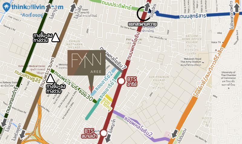 MAP1 road