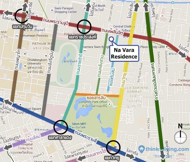 Na Vara Residence map_overall