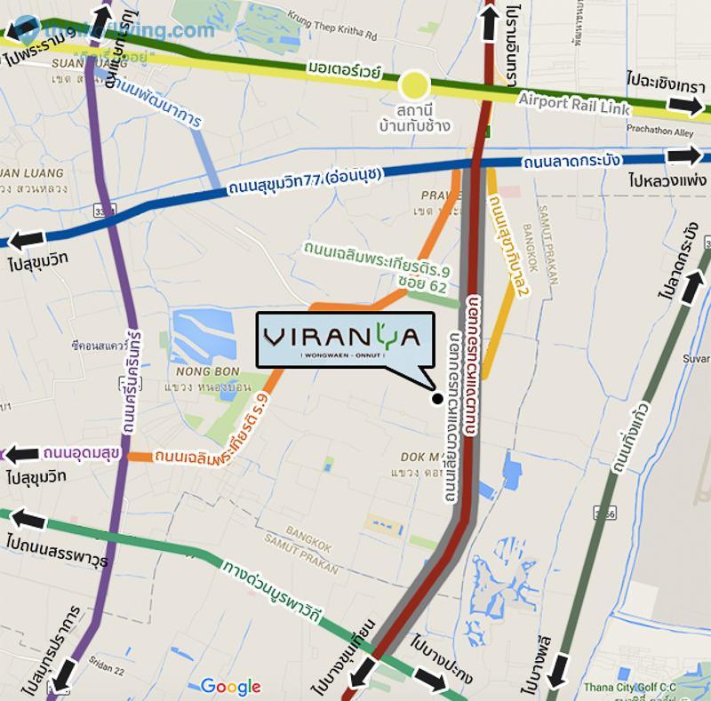 2 map road viranya-2