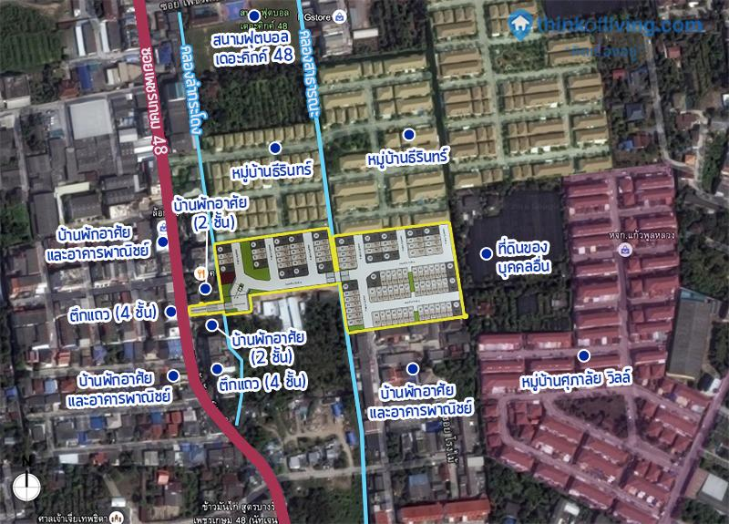 Map Zoom บริบท