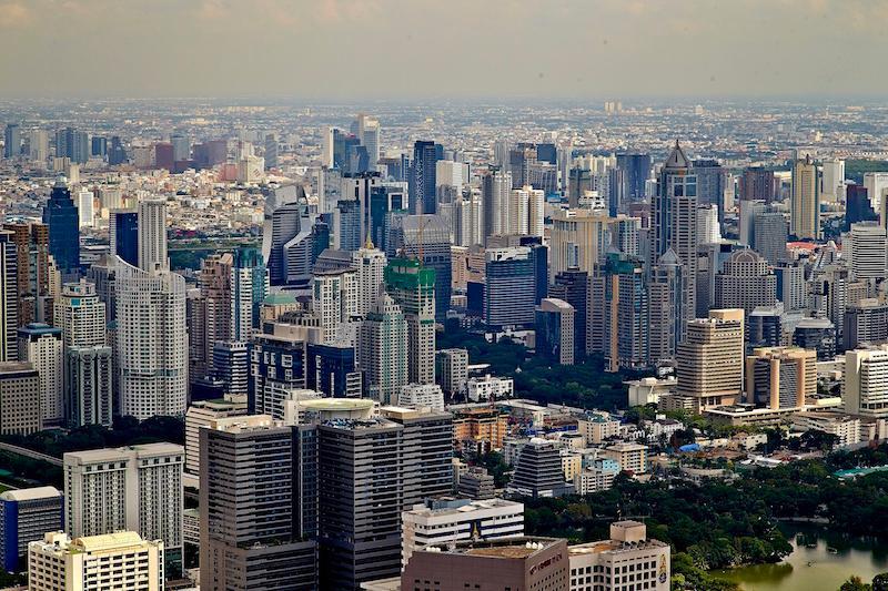 77th floor City View