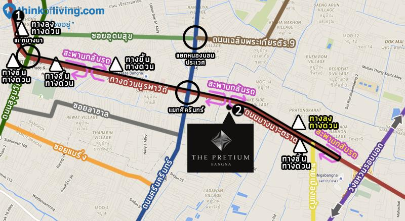 MAP3 route tollway