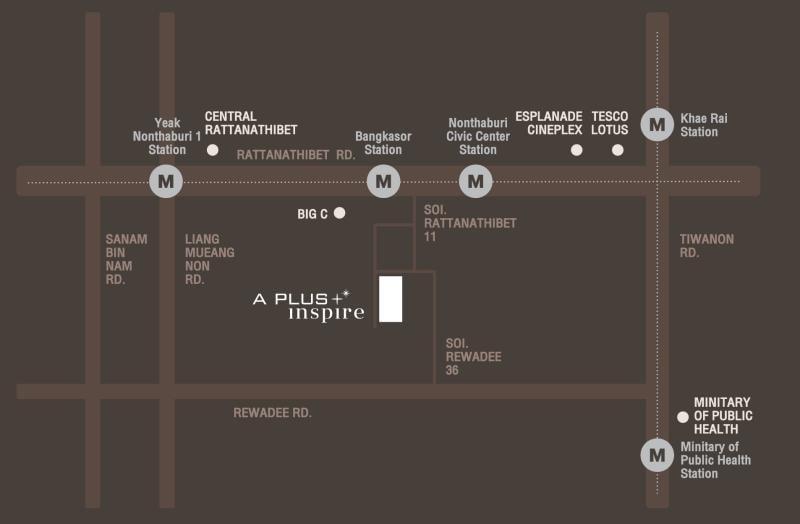 Map Aplus Inspire