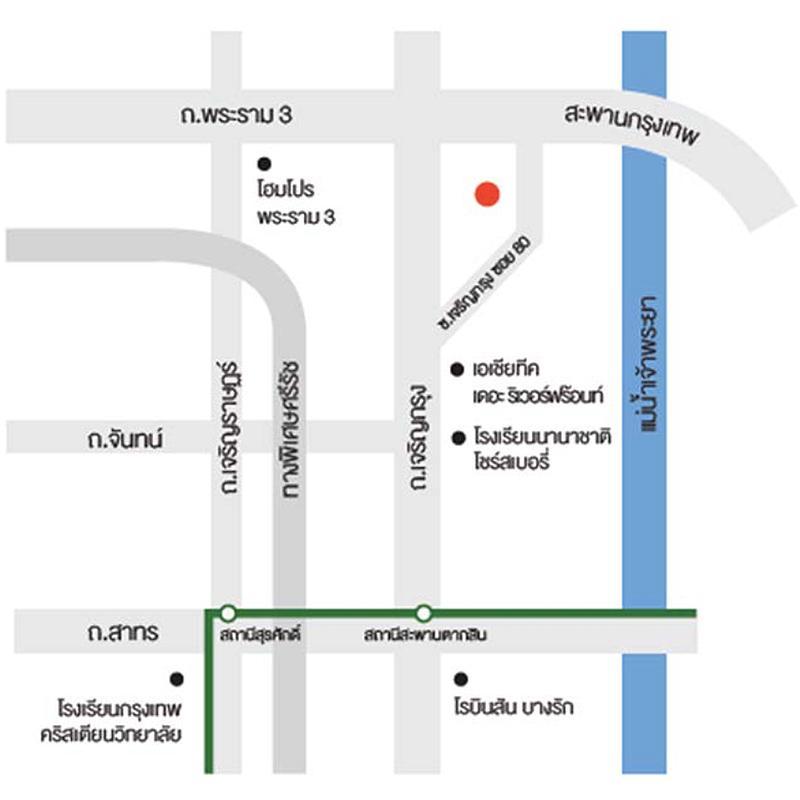 mapโครงการ