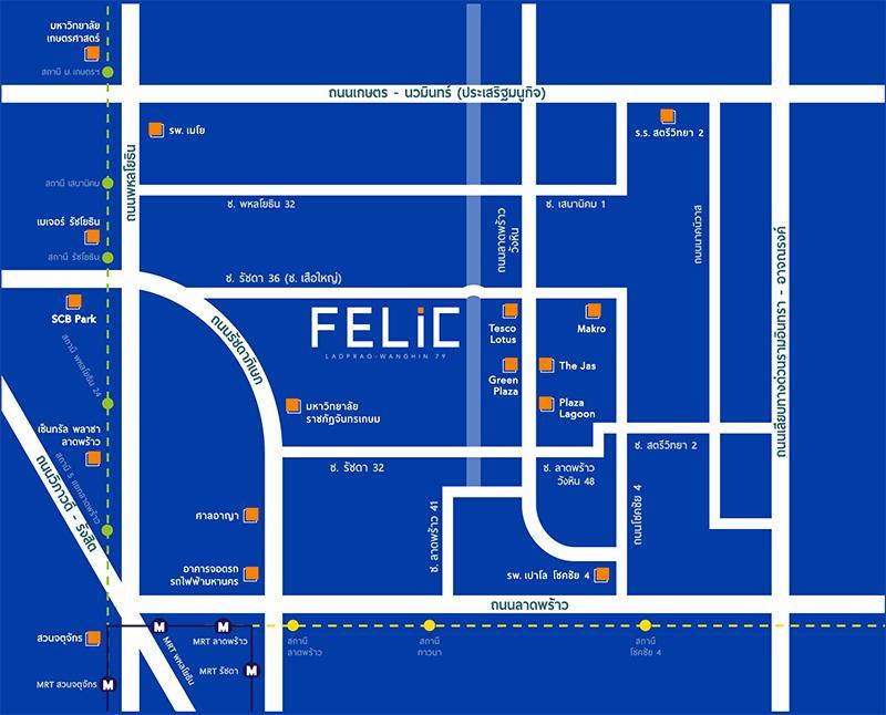 Felic_Project Map