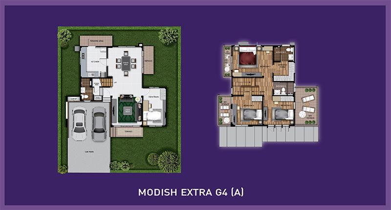 Modish Extra plan