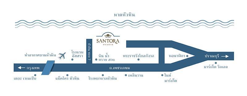 The Crest Santora_Project MAP