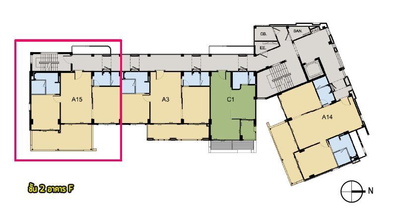 The crest santora_Floor plan3
