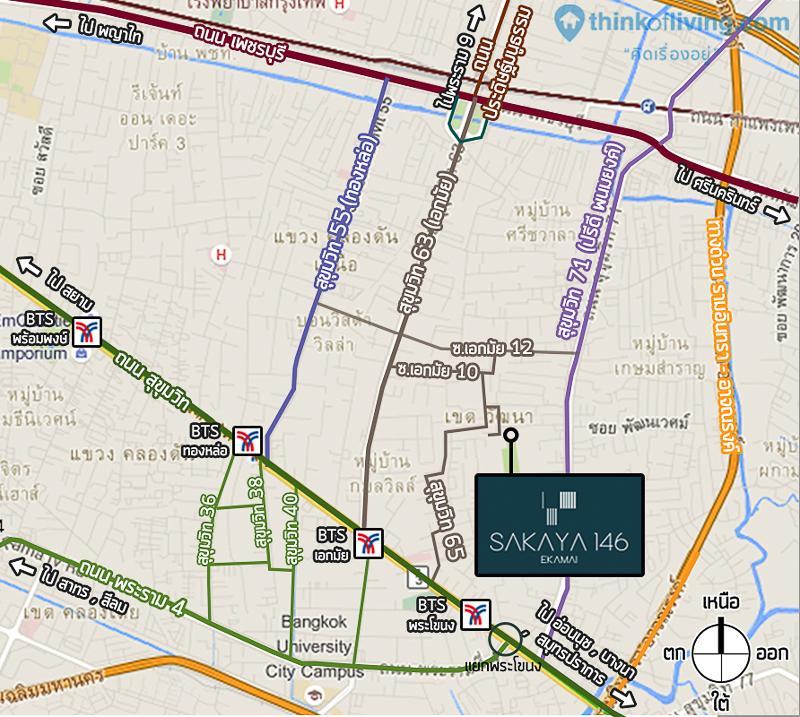 sakaya map (1 of 3)