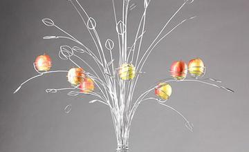 Modernize It! 4: Apple Tree ถาดวางผลไม้ล้ำยุค