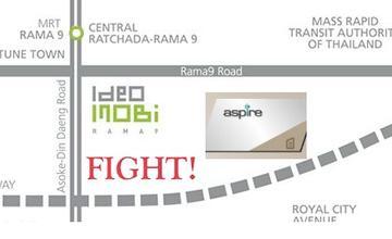 IDEO Mobi พระราม 9 vs Aspire พระราม 9 vs IDEO Mobi พญาไท บทวิเคราะห์ทางบ้านโดย Champ Ramazzini