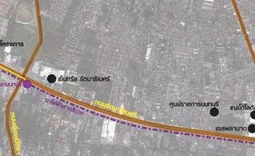 ทำเลที่ตั้ง Aspire รัตนาธิเบศร์ คอนโดใหม่เกาะรถไฟฟ้าสายสีม่วงจาก AP