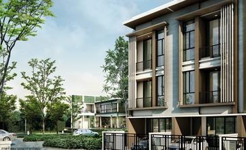 บ้านกลางเมือง กัลปพฤกษ์ ทาวน์โฮม 3 ชั้น เปิดให้ชมบ้านตัวอย่างครั้งแรก 1-2 ธ.ค.นี้ by AP