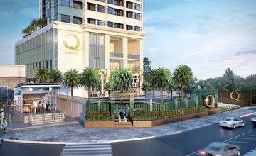 Q Asoke (คิว อโศก) คอนโดตึกสูง 41 ชั้น ติดสถานี MRT เพชรบุรี จาก Q.House