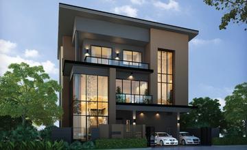 SOUL ลาดพร้าว – เสนา บ้านเดี่ยว 3 ชั้นด้วยแนวคิด Luxurious Modern Villa Design โดย AP [PREVIEW]