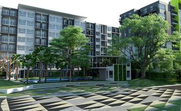 Natureza พัทยา หมู่ตึกคอนโด 8 ชั้น 22 ไร่ บนถนนชัยพรวิถี 2 กม.จากพัทยาเหนือ โดย NC Group [รีวิวฉบับที่ 477]
