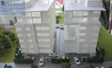H2 รามอินทรา 21 คอนโด Low Rise 8 ชั้น 2 อาคารสไตล์ Modern Loft ในซอยรามอินทรา 21 จาก เอสเตท คิว [รีวิวฉบับที่ 549]