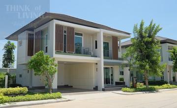 SENA PARK Grand รามอินทรา หมู่บ้านสไตล์ Eco Modern กับบ้านประหยัดพลังงาน โดยเสนา [รีวิวฉบับที่ 621]