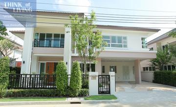 Bangkok Boulevard ราชพฤกษ์-พระราม 5 (โครงการ 2) บ้านเดี่ยวติดถนนใหญ่ใกล้วงเวียนพระราม 5 โดย SC Asset [รีวิวฉบับที่ 593]