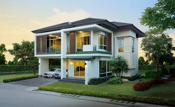 SENA เปิดตัว SENA Park Grand Ramintra บ้านรุ่นใหม่ Green Smart Design มูลค่ารวม 1,230 ลบ.