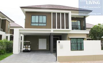 Villa Arcadia ศรีนครินทร์ บ้านเดี่ยว 2 ชั้น สไตล์ Modern จาก Keppel Thai Properties [รีวิวฉบับที่ 683]