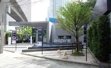 Aspire สาทร-ท่าพระ คอนโดมิเนียม High Rise ติดทางลง Skywalk BTS ตลาดพลู โดย AP [รีวิวฉบับที่ 685]