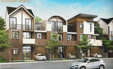 บ้านลูกกอล์ฟพรี่เมี่ยม ทาวน์โฮม 3 ชั้น จาก Asia Provider [PREVIEW]