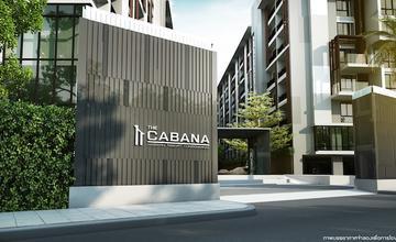 The Cabana หมู่ตึก Low Rise 3 อาคาร หลังห้างอิมพีเรียลสำโรง จาก Origin Property [รีวิวฉบับที่ 734]