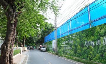 พาชมทำเล หลังสวน วิลเลจ โครงการ Mixed Use บนเนื้อที่กว่า 56 ไร่ หลังสวนลุมพินี จาก สยามสินธร [รีวิวฉบับที่ 834]