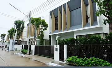 AQ SHADI พหลโยธิน-รังสิต บ้านแฝด 2 ชั้น Simple Style จากเอคิว เอสเตท [รีวิวฉบับที่ 927]