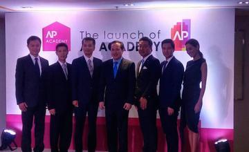 AP Thailand เปิด AP Academy สถาบันเรียนรู้ด้านอสังหาริมทรัพย์ครบวงจร