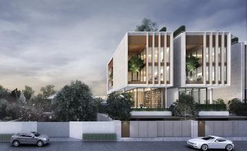 VILLAZZO 10 บ้านเดี่ยวสุดหรู 4 ชั้น สไตล์โมเดิร์นในเอกมัยซอย 10 จาก A List Development [PREVIEW]