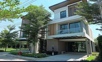 AQ ARBOR สวนหลวง ร.9 – พัฒนาการ บ้านเดี่ยว 3 ชั้น ถนนเฉลิมพระเกียรติ ร.9 ซอย 48 จาก AQ ESTATE [รีวิวฉบับที่ 1027]