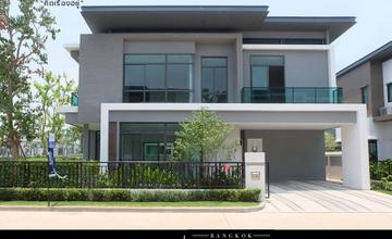 Bangkok Boulevard พระราม 9 – ศรีนครินทร์ บ้านเดี่ยว 2 ชั้น เฟสใหม่สไตล์โมเดิร์น บนถนน กรุงเทพกรีฑา จาก Sc Asset [รีวิวฉบับที่ 1089]