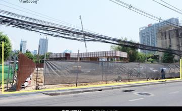 พาชมทำเล The Line อโศก-รัชดา คอนโด High rise บนถนนดินแดงใกล้สี่แยกพระราม9 ระยะ 300 เมตรถึง MRTพระราม9 จาก Sansiri [รีวิวฉบับที่ 1078]