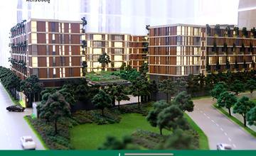 mori HAUS คอนโด Low Rise 7 ชั้น 2 อาคารในกลุ่ม T77 community ติดถนนอ่อนนุช จาก แสนสิริ [รีวิวฉบับที่ 1142]