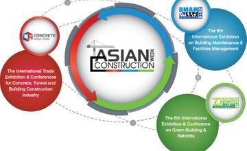 อิมแพ็ค พร้อมจัด Asian Construction Week 2016 อีเว้นท์แห่งนวัตกรรมการก่อสร้าง