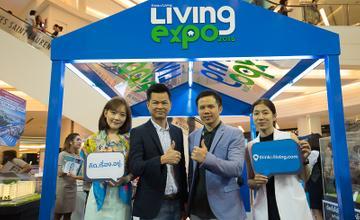 Think of Living ประมวลภาพงาน Living Expo 2016